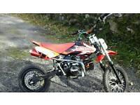 X sport Pit bike