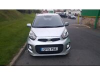 Kia Picanto ** 2015 ** Zero Road Tax ** Low 8200 Miles ** Bargain ** Part Ex Welcome