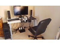 Thyge workstation desk