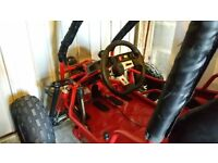 110cc BUGGY AS NEW