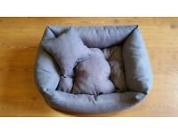 Luxury soft pet sofa for dog or cat