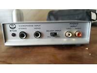 B Tech. Phono pre Amp