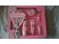 Soap and Glory Soaper Stars Gift Set in Box - Untouched