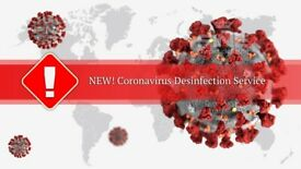 PROFESSIONAL CORONAVIRUS DISINFECTION SERVICE - COVID-19 DEEP CLEANING - Fulham -