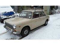 1971 Austin 1300 Saloon - BARN FIND!!!