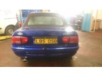 MK5 FORD ESCORT SI CABRIOLET BREAKING FOR SPARES OR REPAIRS