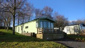 lake district - Wild Rose Appleby Willerby Atlanta 2014 2 bed stunning views from front deck