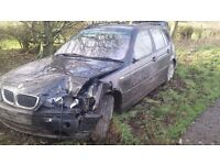 2003 bmw 320d e46 150bhp breaking all parts