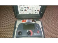 5 kV go / no-go insulation resistance tester, insulation tester MIT515