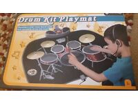 Drum kit playmat, good condition. From non smoking home