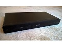 Philips HD Blu-Ray Player