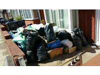 Rubbish collections household to comercial garden to garages all aspects of waste removal.