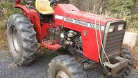 Massey Ferguson 1035 4WD *for parts*