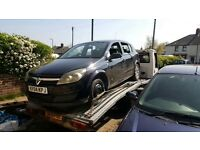 Scrap cars wanted today