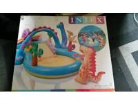Fun water inflatable in box new