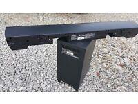 Pioneer SBX-N700 NETWORK SOUNDBAR WITH WIRELESS SUBWOOFER, 300 WATTS
