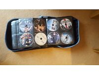 DVD case - 400 DVDs