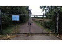 Land Plot for sale 10 Mins from London Heathrow - Good investment - Possible Build in Future?