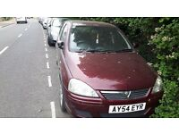 2004 Vauxhall Corsa for BREAKING