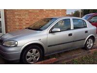 Vauxhall Astra 1.6 2002