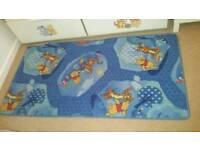 winnie pooh bedroom rug