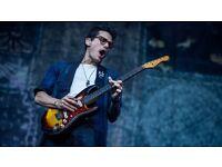 2 or 4 John Mayer Floor Seats London O2 11th May