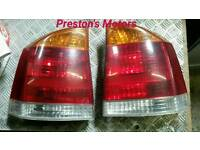 Vauxhall Vectra C Rear Lights