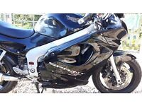 Triumph 955i Sprint low miles, great cond, full luggage heated grips, full history