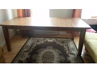 Dinning table for 8 people