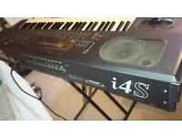 Korg i4 keyboard workstation