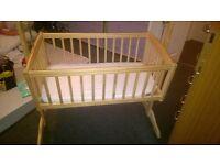 Mamas & Papas Swinging Crib