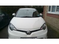 MG3 WHITE GREAT CONDITION