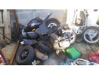 Typhoon gilera nrg zip vespagt parts