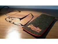 Superdry Renegade Antique Khaki Unisex Glasses