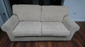 Large sofa bed £225