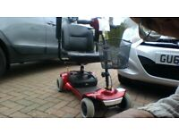 806d0db9a265 Roma Corella mobility scooter with new batteries fit in car boot plus a  charger all in