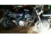 Yamaha exup k reg