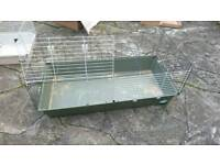 Guinea pig cage or rabbit cage, 1 small or 1 large