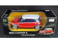 BNIB Mini Cooper S 1:14 scale r/c car