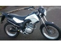 Derbi SENDA SM 125 CROSS CITY 65reg