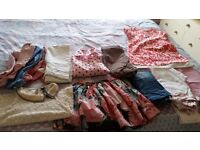Girls next and gap clothes bundle Age 7-9