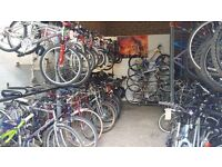 BICYCLES WANTED.