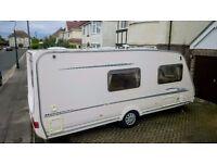2003 Sterling Eccles Moonstone 4 berth caravan