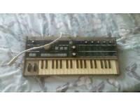 Microkorg synthesiser
