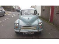 Classic 1966 Morris Minor 1000 Traveller