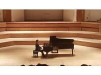 Piano lessons/Piano tuition/Piano teacher—Birmingham City Centre