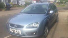 Ford Focus zetec, cheap five seater car