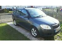 2009 Skoda Fabia Estate 1.9 TDI (Diesel) May Px