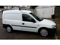 2006 Vauxhall Combo 1.3 CDTi 16v 2000 Panel Van 3dr One Owner from 2009 @7445775115@