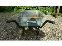 *SORRY SOLD*Chillington County Galvanised Wheelbarrow 120L